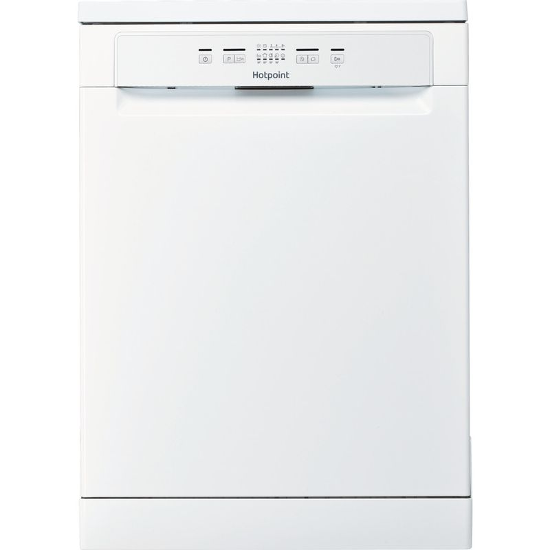 Hotpoint-Dishwasher-Free-standing-HAFC-2B-26-UK-Free-standing-A-Frontal