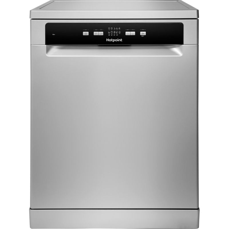 Hotpoint-Dishwasher-Free-standing-HDFC-2B-26-SV-UK-Free-standing-A-Frontal