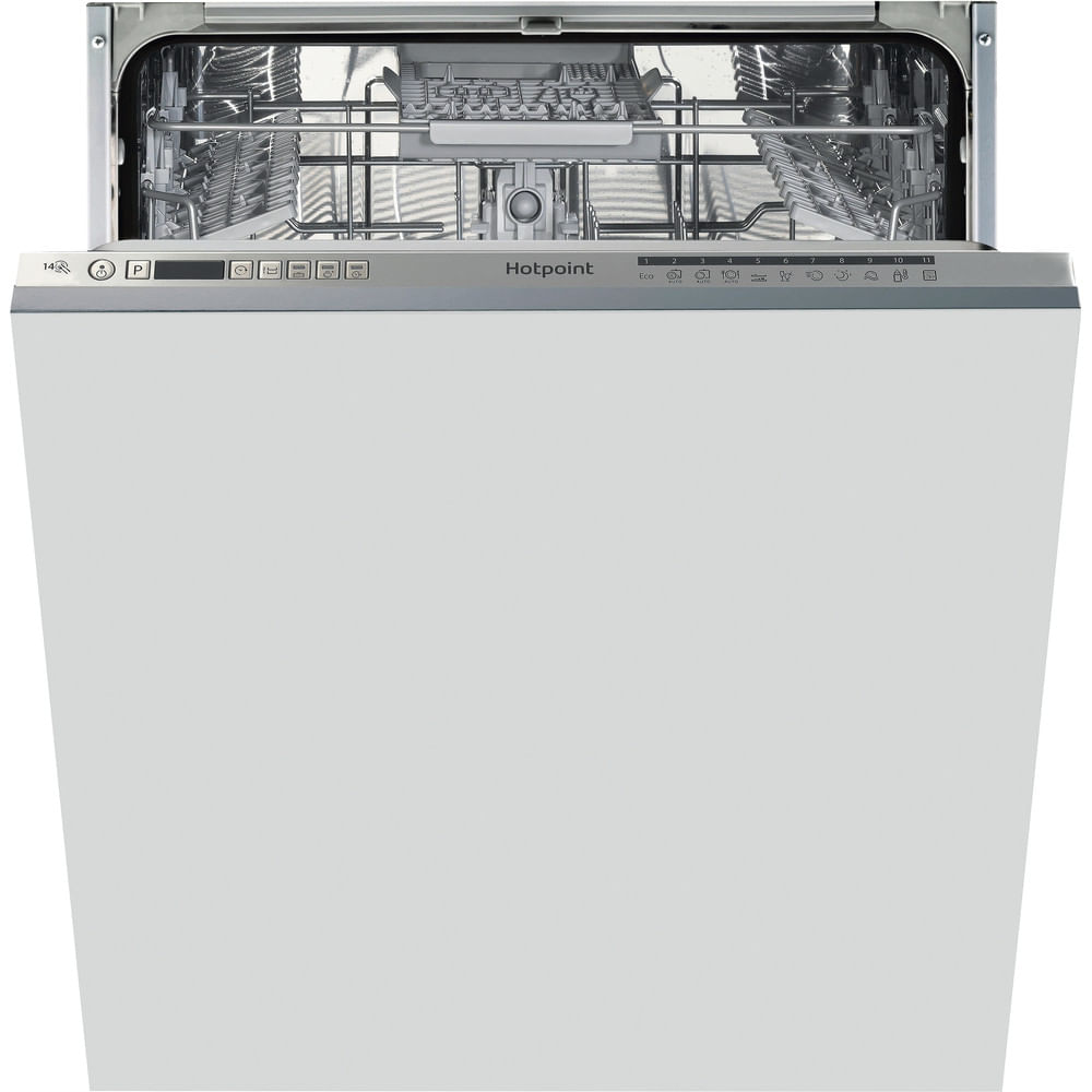 Hotpoint Integrated Dishwasher HIO 3C22 WS C UK : discover the specifications of our home appliances and bring the innovation into your house and family.