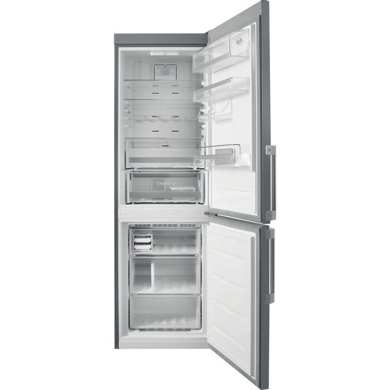 Hotpoint-Fridge-Freezer-Free-standing-SMP8-D2Z-X-H-Optic-Inox-2-doors-Frontal_Open
