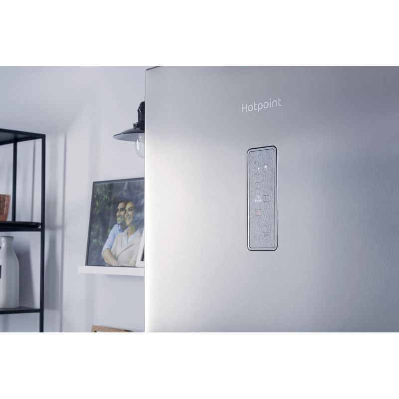 Hotpoint-Fridge-Freezer-Free-standing-SMP8-D2Z-X-H-Optic-Inox-2-doors-Lifestyle_Control_Panel