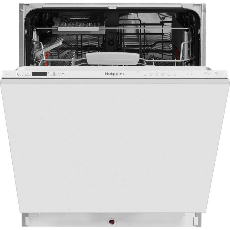 Hotpoint-Dishwasher-Built-in-HIO-3C26-W-UK-Full-integrated-E-Frontal