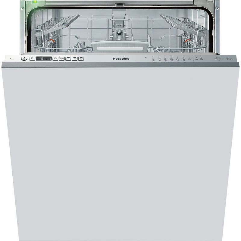 Hotpoint-Dishwasher-Built-in-HIO-3T232-WG-E-UK-Full-integrated-Not-available-Frontal