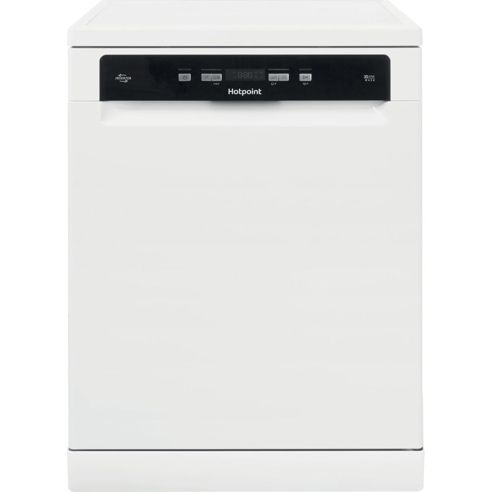 Hotpoint Freestanding Dishwasher HFO 3T221 WG C UK : discover the specifications of our home appliances and bring the innovation into your house and family.