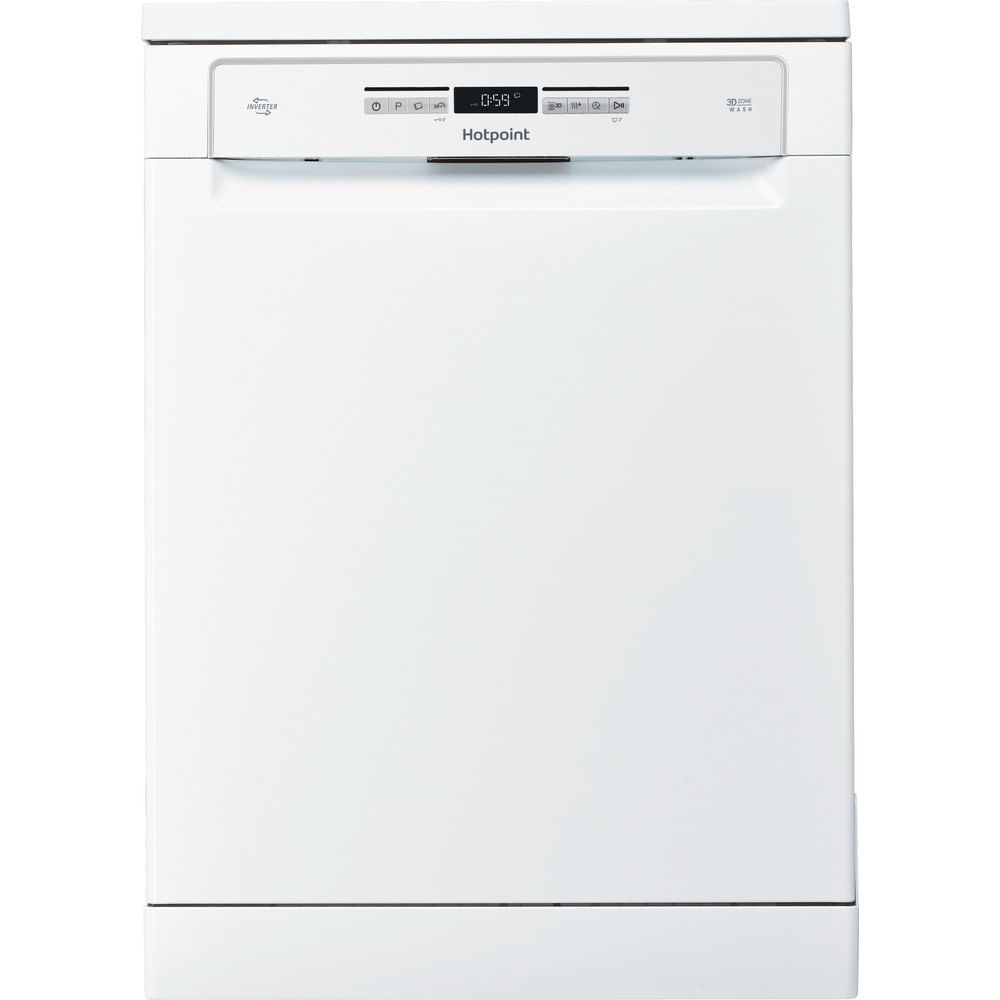Hotpoint Freestanding Dishwasher HFO 3O32 WG C UK : discover the specifications of our home appliances and bring the innovation into your house and family.