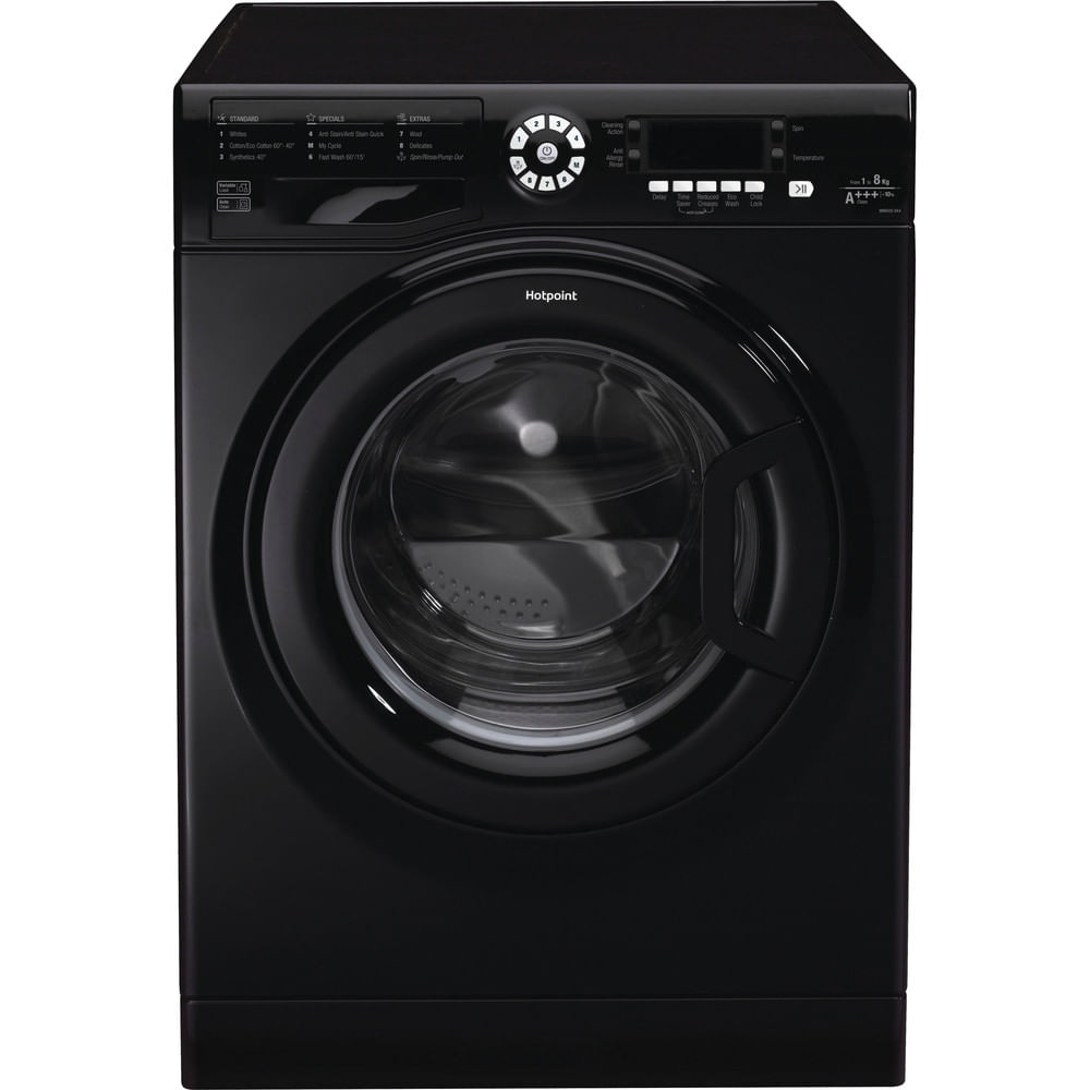 Hotpoint Freestanding Washing Machine WMAOD 844K UK : discover the specifications of our home appliances and bring the innovation into your house and family.