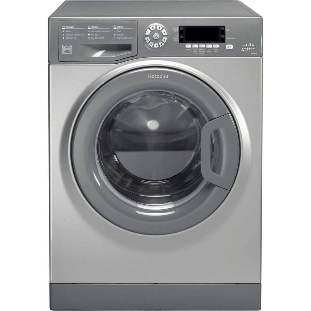 Hotpoint Freestanding Washing Machine WMAOD 944G UK : discover the specifications of our home appliances and bring the innovation into your house and family.