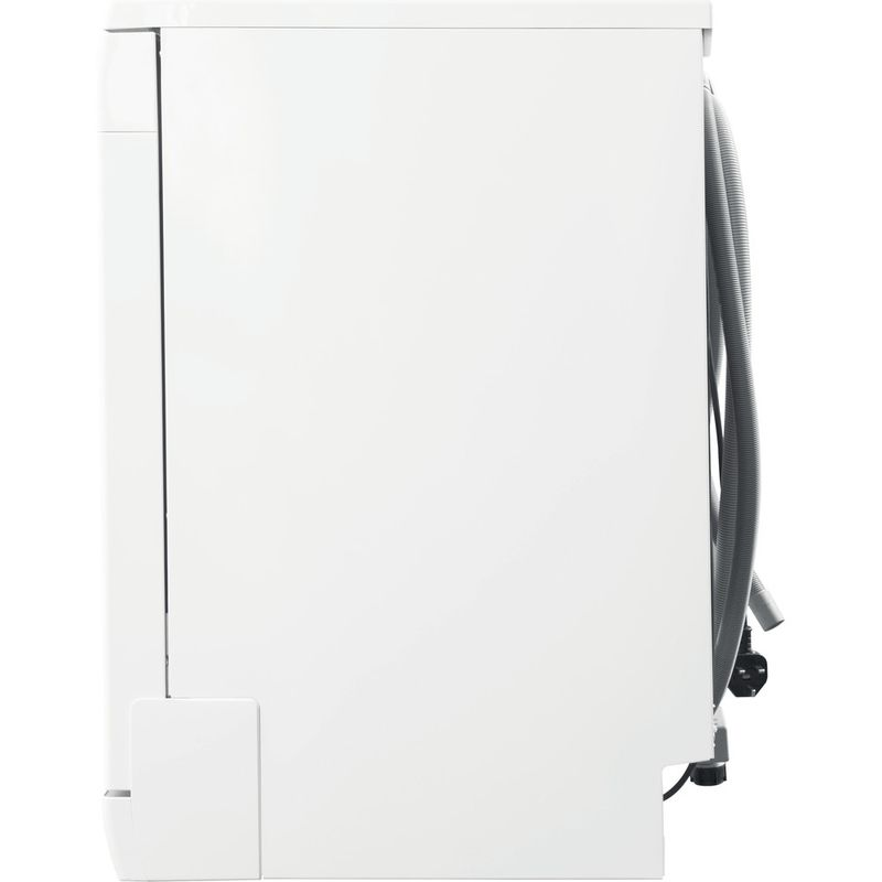 Hotpoint-Dishwasher-Free-standing-HFC-3C26-W-UK-Free-standing-A---Back_Lateral