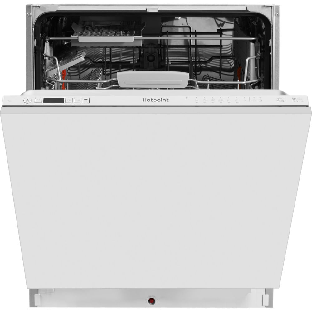 Hotpoint Integrated Dishwasher HIC 3C26 WF UK : discover the specifications of our home appliances and bring the innovation into your house and family.