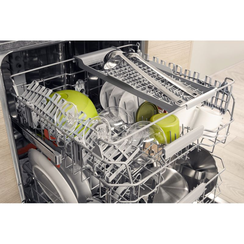 Hotpoint-Dishwasher-Built-in-HIC-3C26-WF-UK-Full-integrated-A---Rack