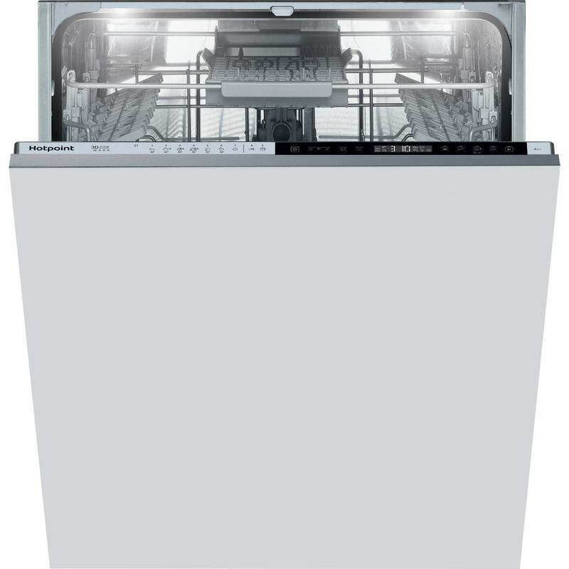 Hotpoint-Dishwasher-Built-in-HIP-4O22-WGT-C-E-UK-Full-integrated-A---Frontal