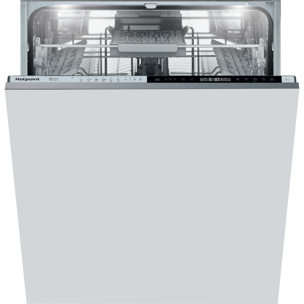 Hotpoint Integrated Dishwasher HIP 4O22 WGT C E UK : discover the specifications of our home appliances and bring the innovation into your house and family.
