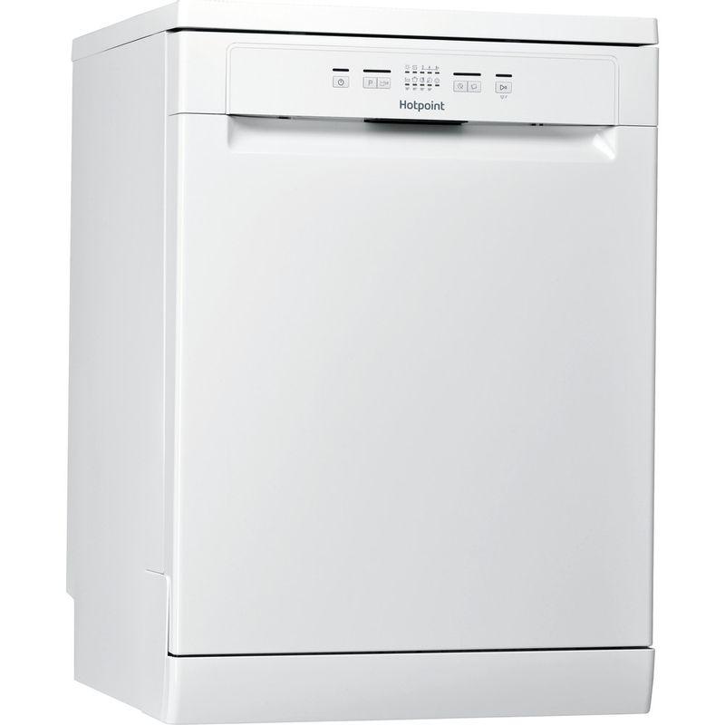 Hotpoint-Dishwasher-Free-standing-HEFC-2B19-C-UK-Free-standing-F-Perspective