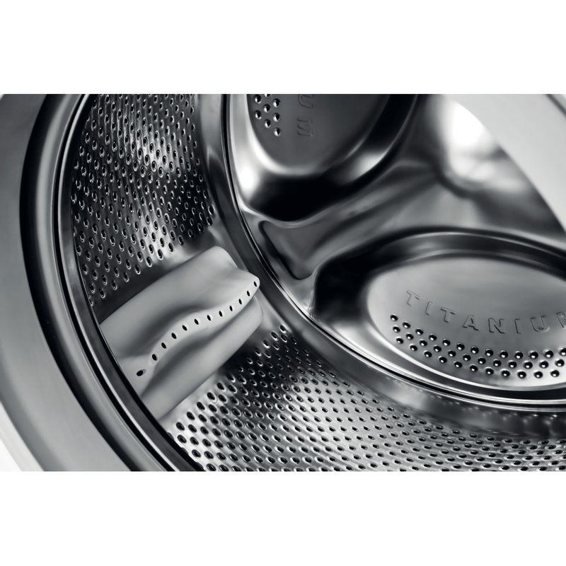 Hotpoint-Washer-dryer-Free-standing-FDEU-8640-P-UK-White-Front-loader-Drum