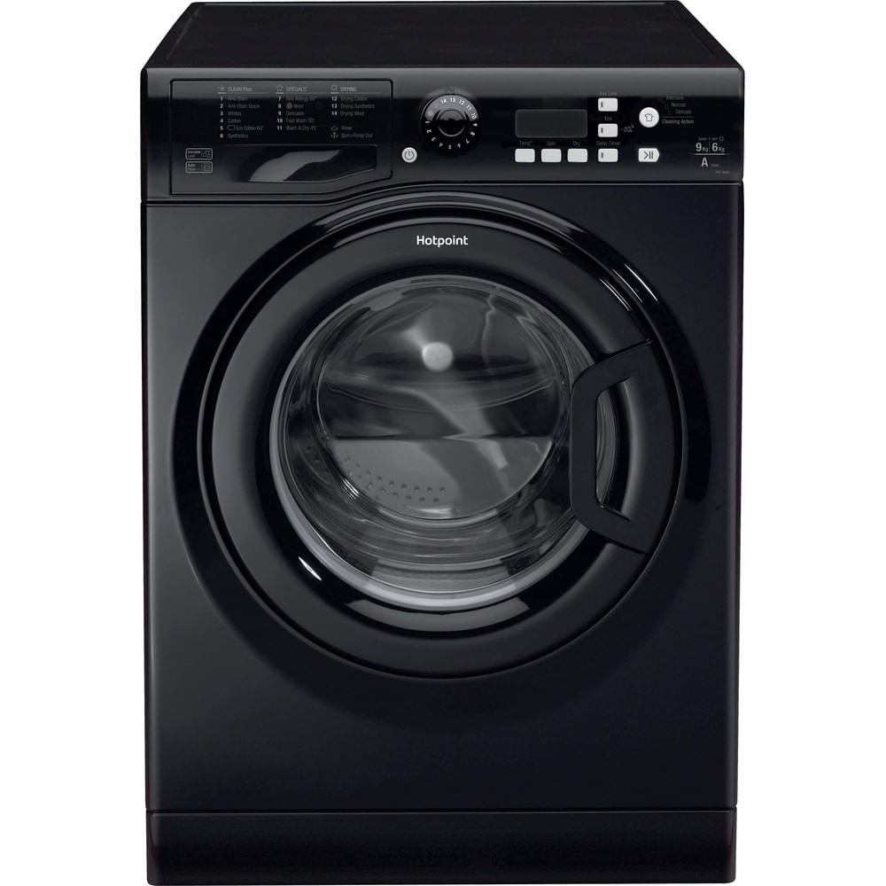 Hotpoint Freestanding Washer Dryer FDF 9640 K UK : discover the specifications of our home appliances and bring the innovation into your house and family.