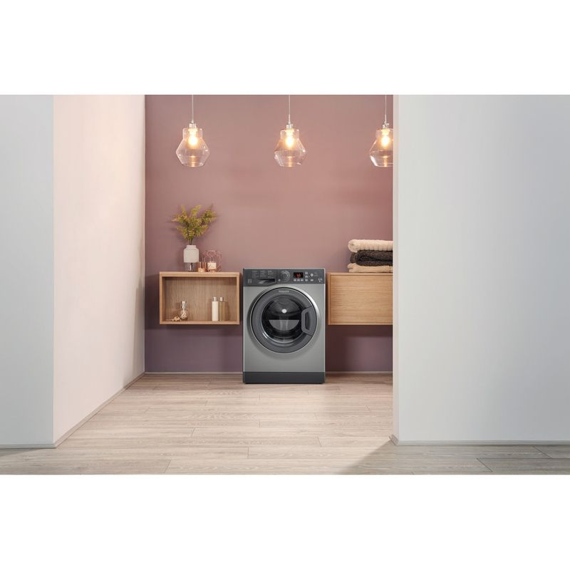 Hotpoint-Washer-dryer-Free-standing-FDF-9640-G-UK-Graphite-Front-loader-Lifestyle_Frontal
