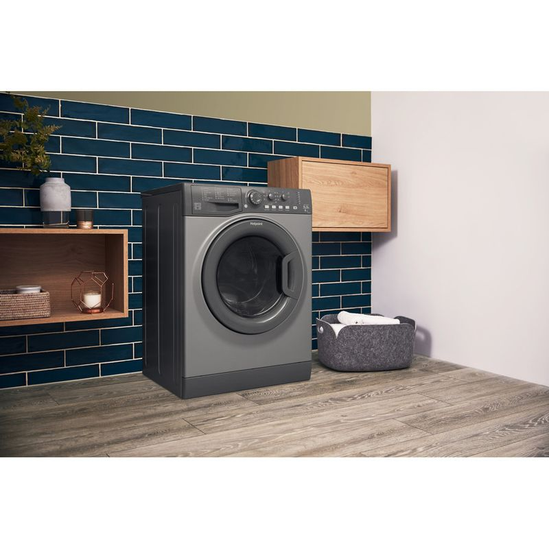 Hotpoint-Washer-dryer-Free-standing-FDL-9640-G-UK-Graphite-Front-loader-Lifestyle_Perspective
