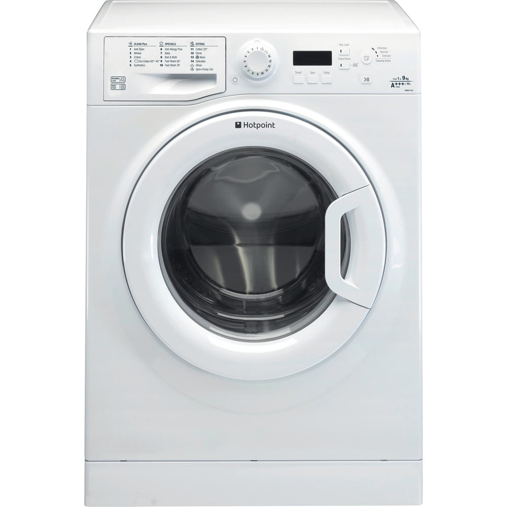 Hotpoint Freestanding Washing Machine WMEUF 944P UK : discover the specifications of our home appliances and bring the innovation into your house and family.