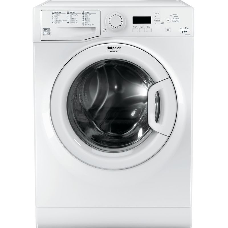 Hotpoint-Washing-machine-Free-standing-WMEUF-722P-UK-White-Front-loader-A---Frontal