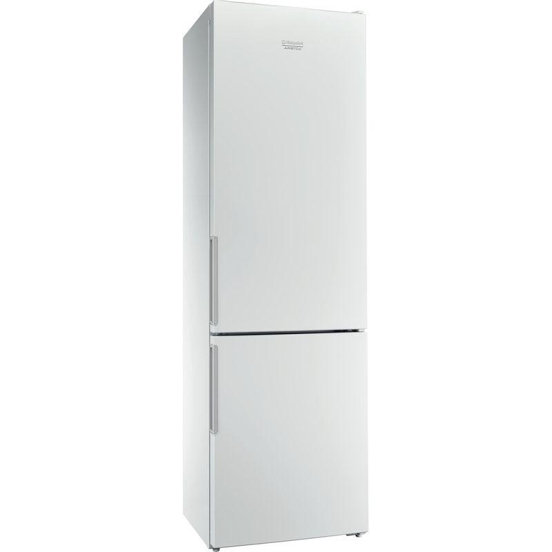 Hotpoint-Fridge-Freezer-Free-standing-LAO8-FF1I-W-White-2-doors-Perspective