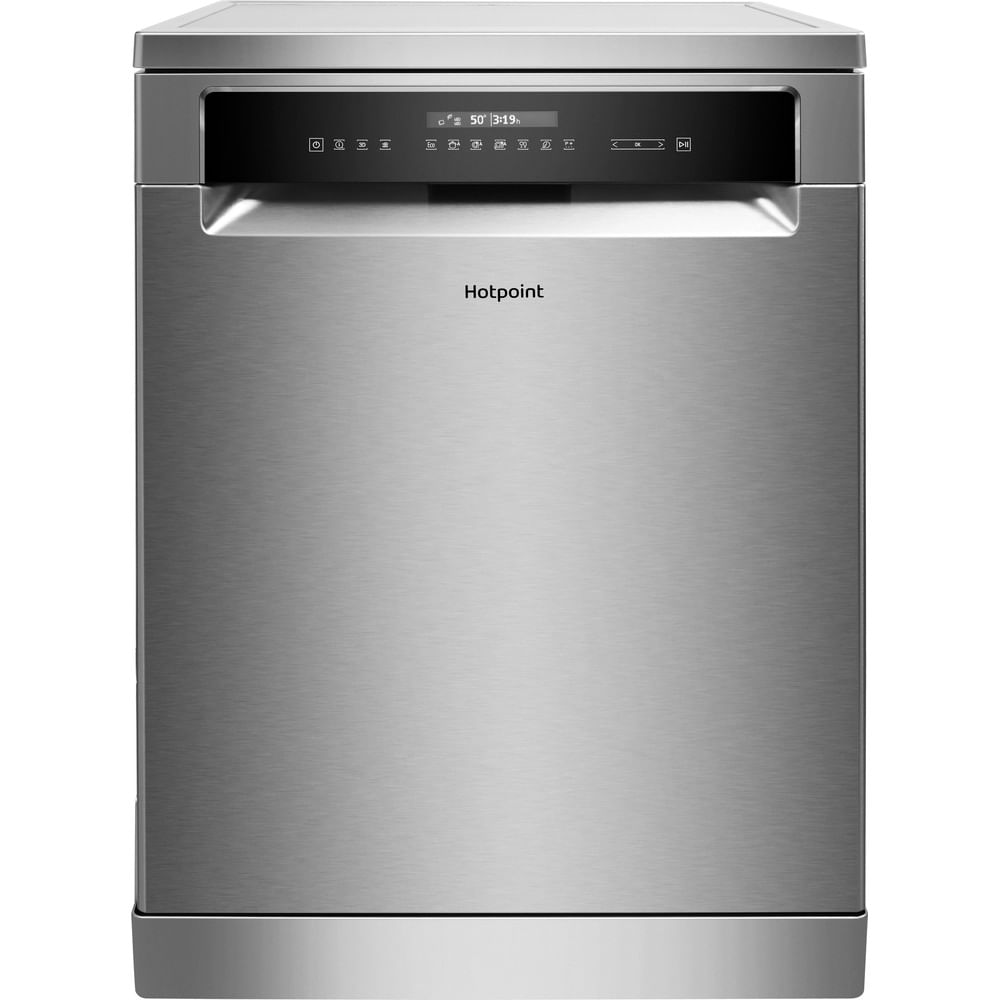 Hotpoint Freestanding Dishwasher HFP 4O22 WG C X UK : discover the specifications of our home appliances and bring the innovation into your house and family.