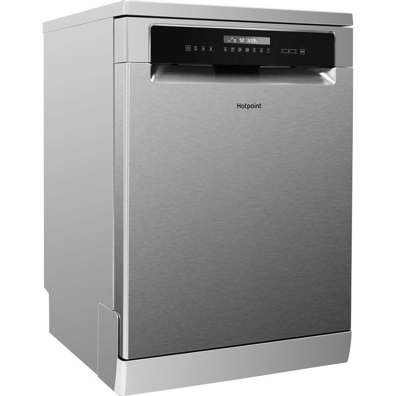 Hotpoint-Dishwasher-Free-standing-HFP-4O22-WG-C-X-UK-Free-standing-A---Perspective
