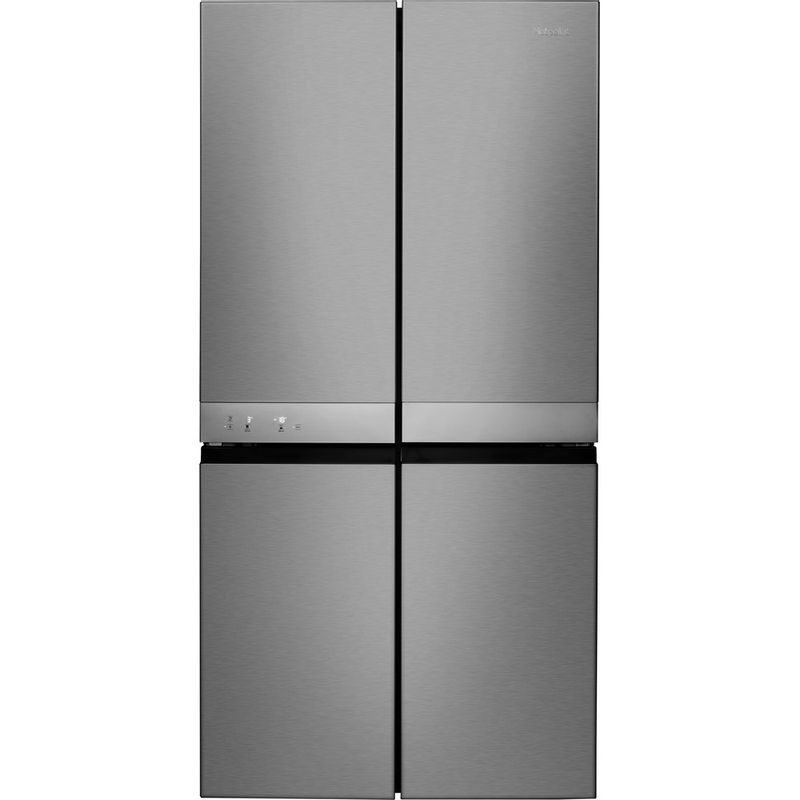 Hotpoint-Side-by-Side-Free-standing-HQ9-E1L-Inox-Look-Frontal