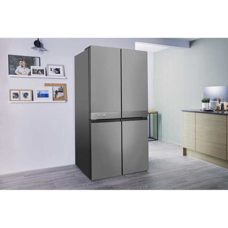 Hotpoint-Side-by-Side-Free-standing-HQ9-E1L-Inox-Look-Lifestyle_Perspective