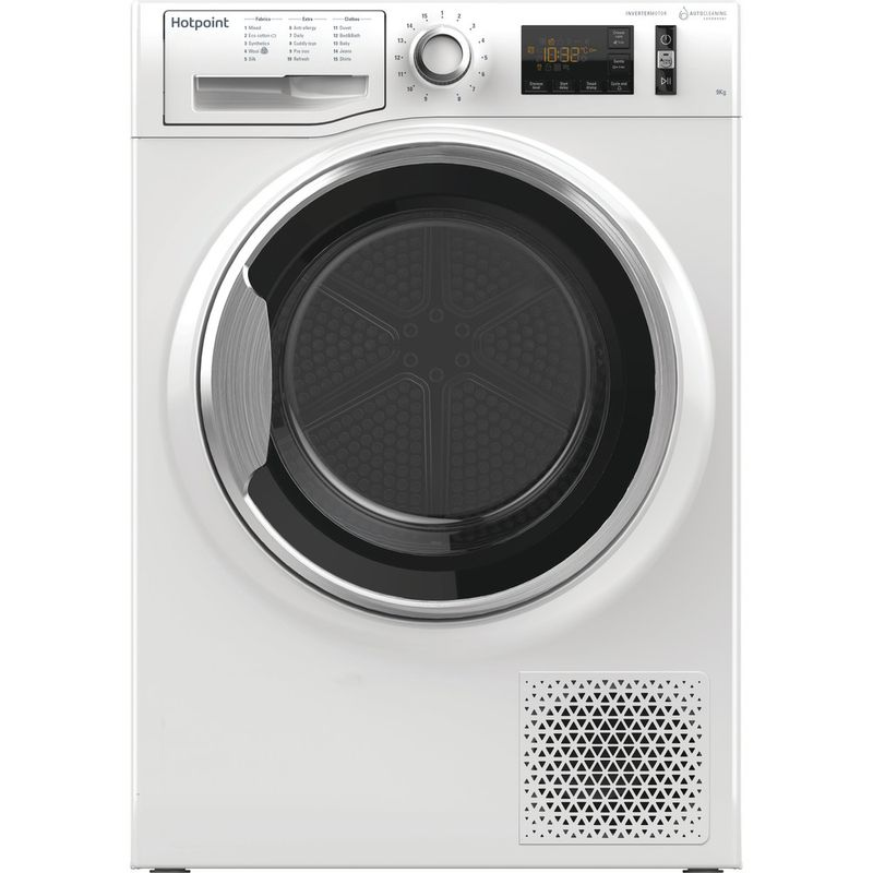 Hotpoint-Dryer-NT-M11-92XBY-UK-White-Frontal