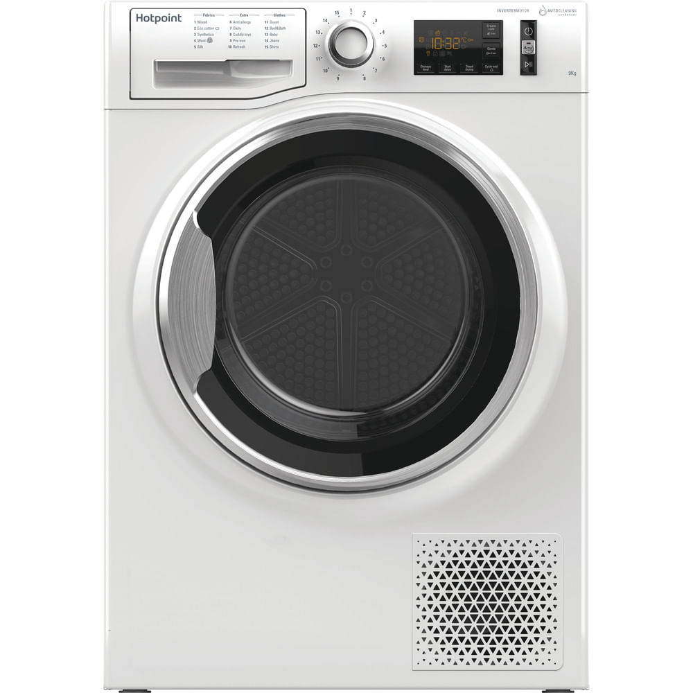 Hotpoint Freestanding tumble dryer NT M11 92XBY UK : discover the specifications of our home appliances and bring the innovation into your house and family.