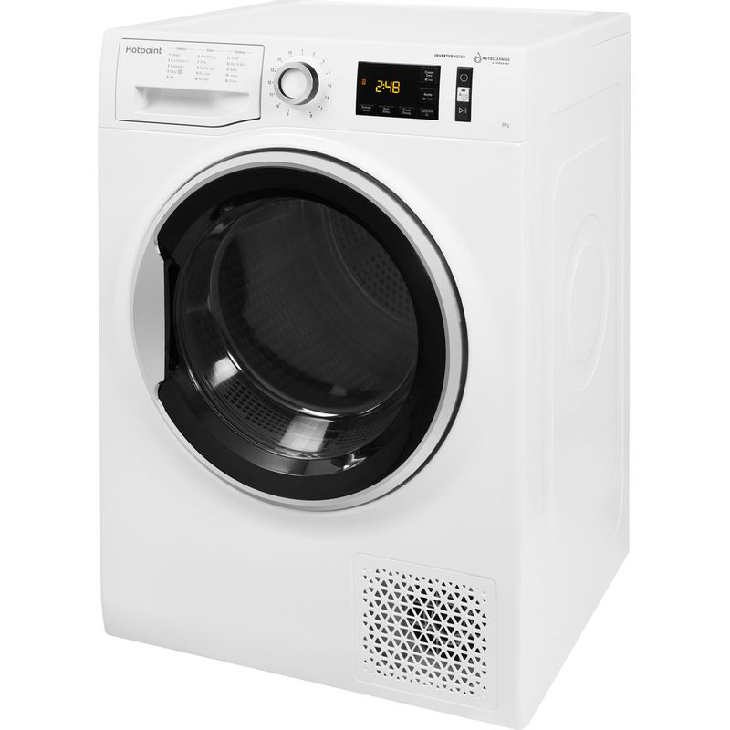 Hotpoint-Dryer-NT-M11-92XBY-UK-White-Perspective