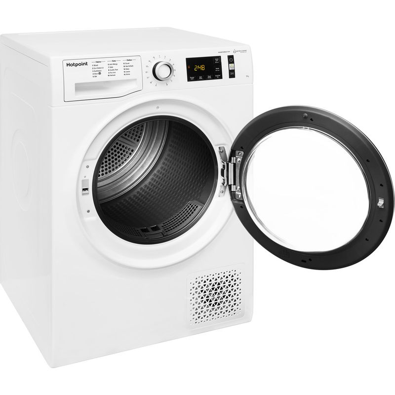 Hotpoint-Dryer-NT-M11-92XBY-UK-White-Perspective-open