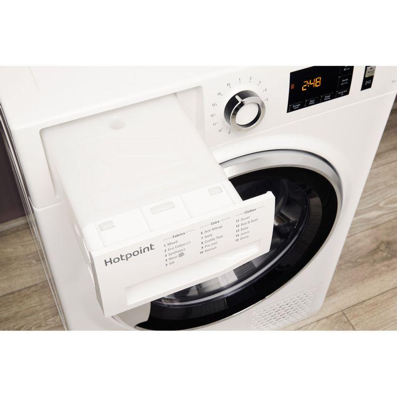 Hotpoint-Dryer-NT-M11-92XBY-UK-White-Drawer