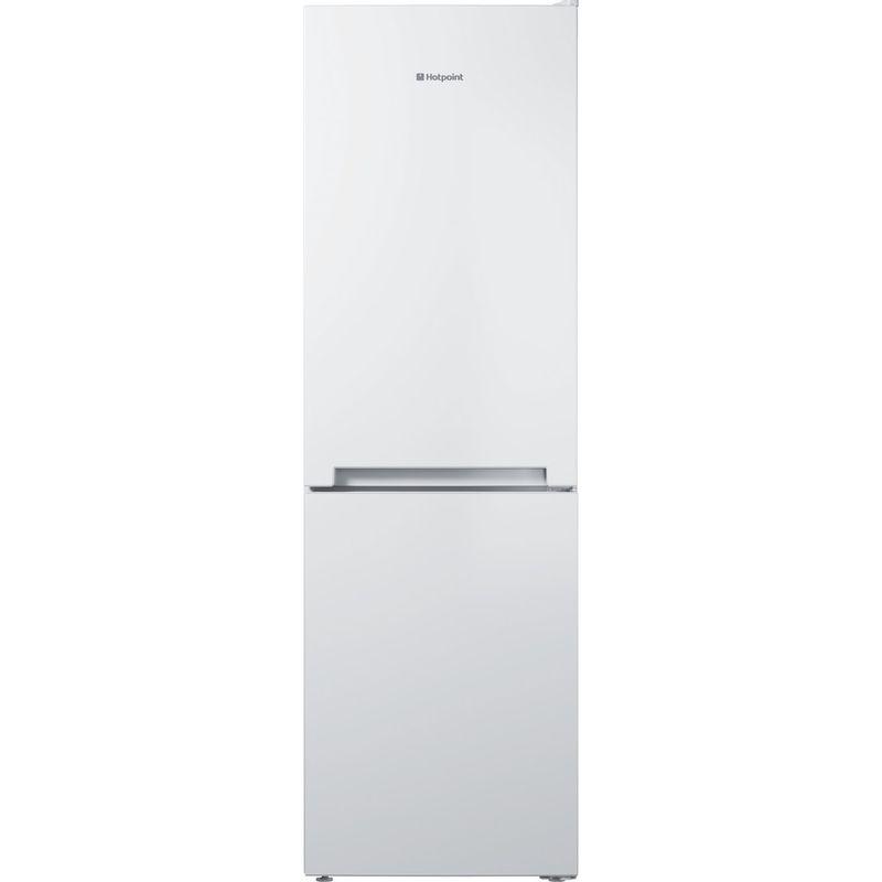 Hotpoint-Fridge-Freezer-Free-standing-TDC-95-T1I-W-White-2-doors-Frontal