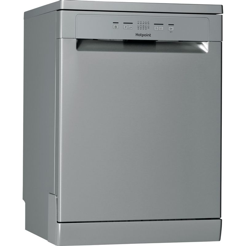 Hotpoint-Dishwasher-Free-standing-HFC-2B19-X-UK-Free-standing-A-Perspective