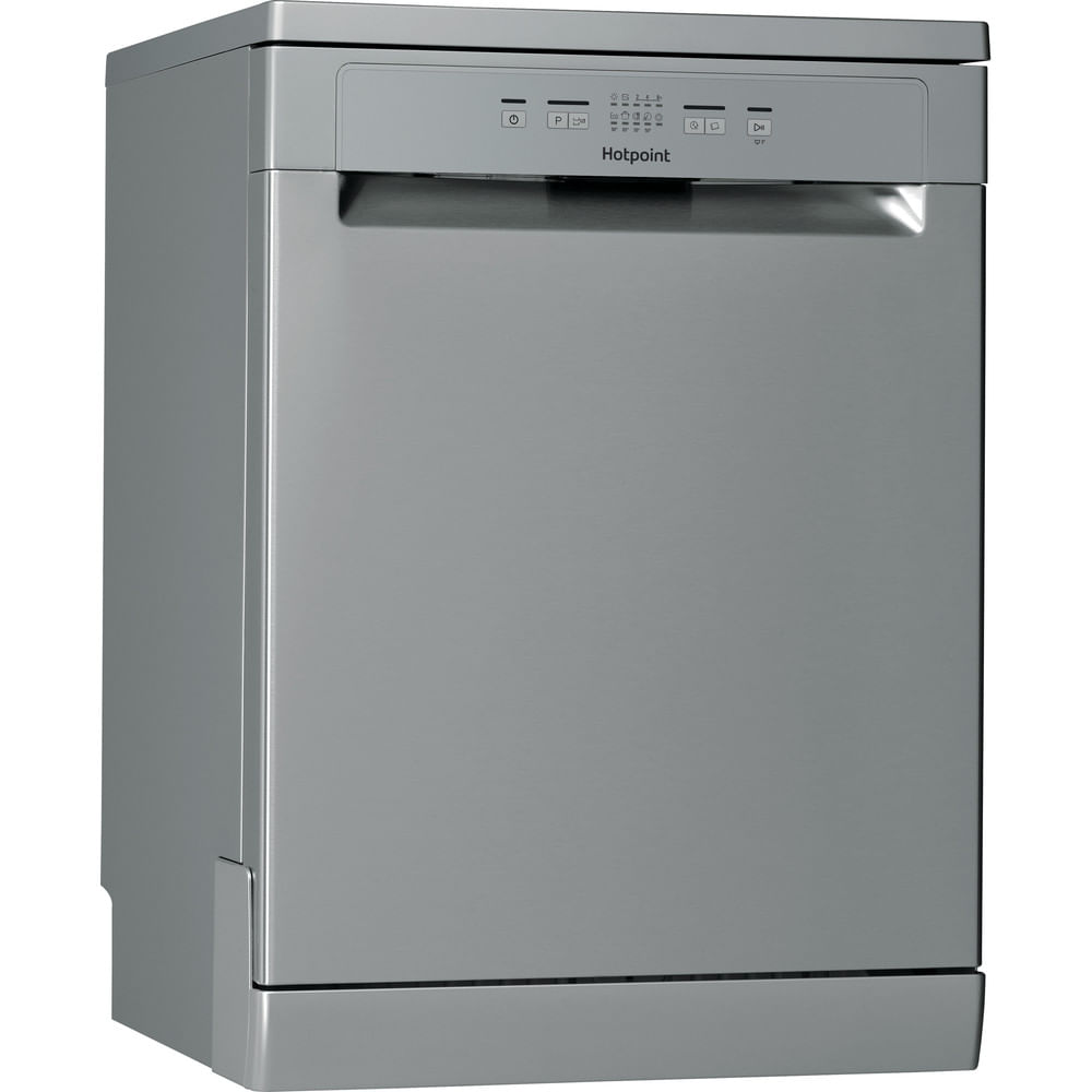 Hotpoint Freestanding Dishwasher HFC 2B19 X UK : discover the specifications of our home appliances and bring the innovation into your house and family.