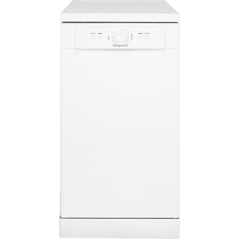 Hotpoint-Dishwasher-Free-standing-HSFE-1B19-UK-Free-standing-A--Frontal