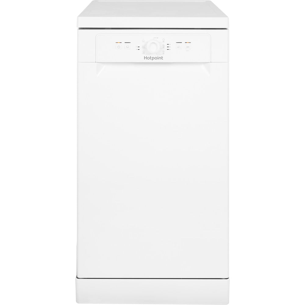 Hotpoint Freestanding Dishwasher HSFE 1B19 UK : discover the specifications of our home appliances and bring the innovation into your house and family.