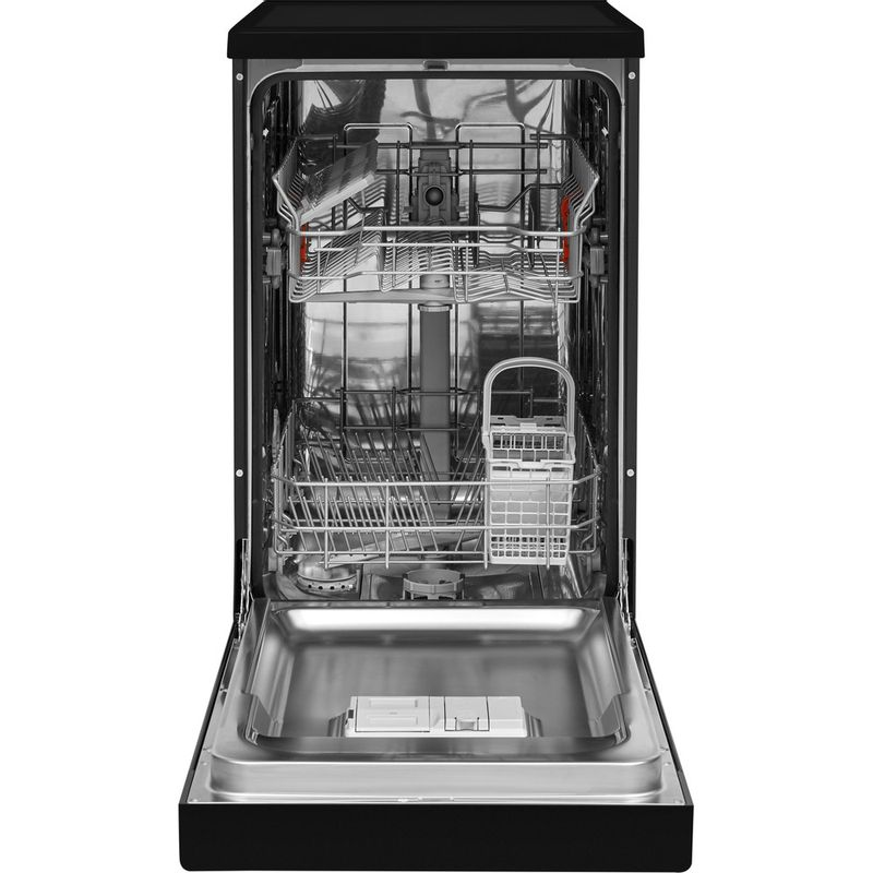 Hotpoint-Dishwasher-Free-standing-HSFE-1B19-B-UK-Free-standing-F-Frontal-open