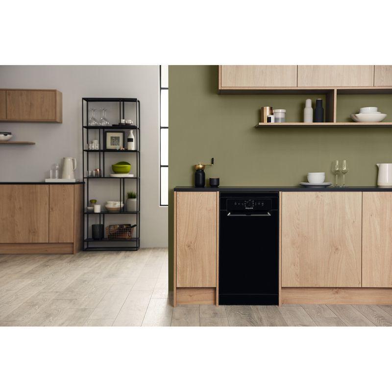 Hotpoint-Dishwasher-Free-standing-HSFE-1B19-B-UK-Free-standing-F-Lifestyle-frontal
