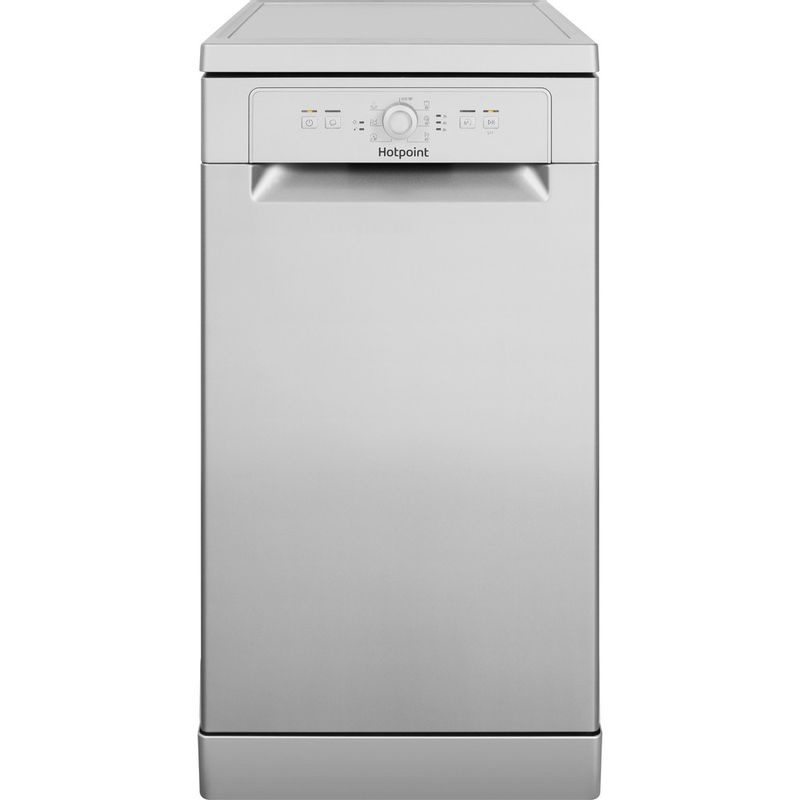 Hotpoint-Dishwasher-Free-standing-HSFE-1B19-S-UK-Free-standing-F-Frontal
