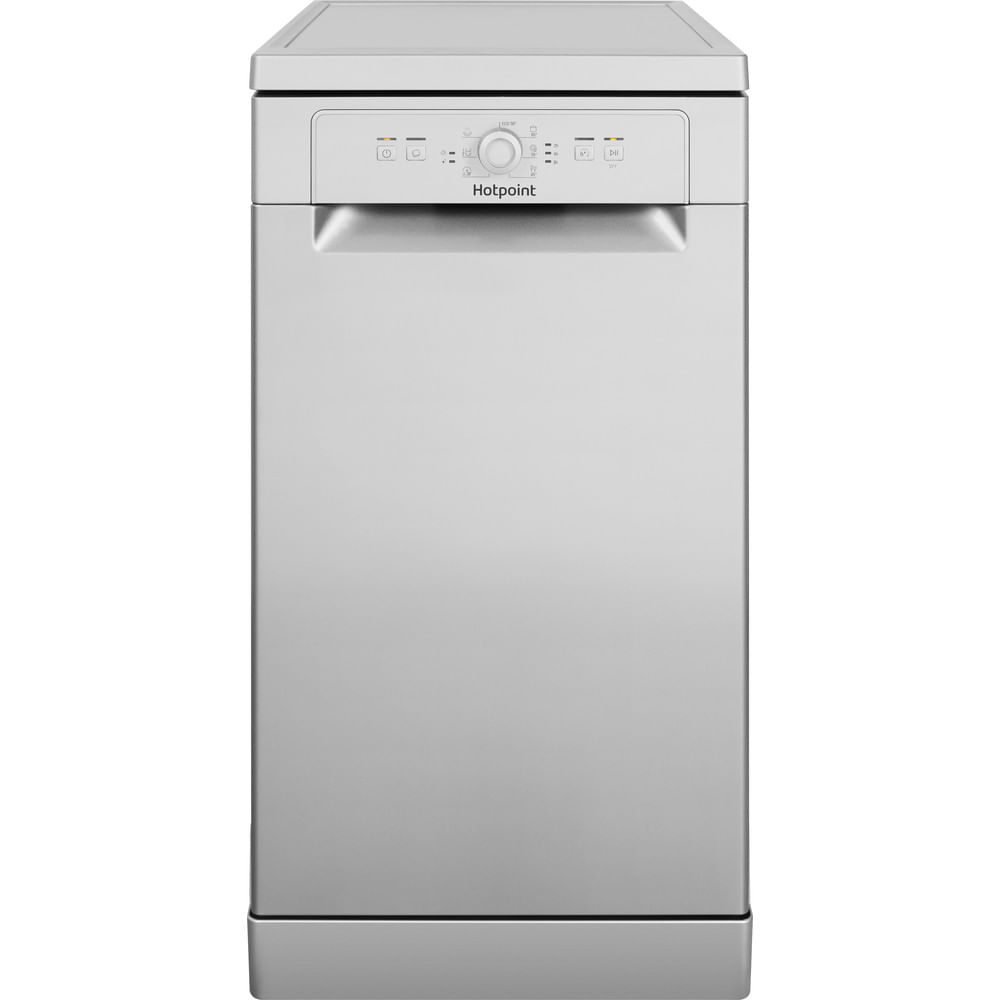 Hotpoint Freestanding Dishwasher HSFE 1B19 S UK : discover the specifications of our home appliances and bring the innovation into your house and family.