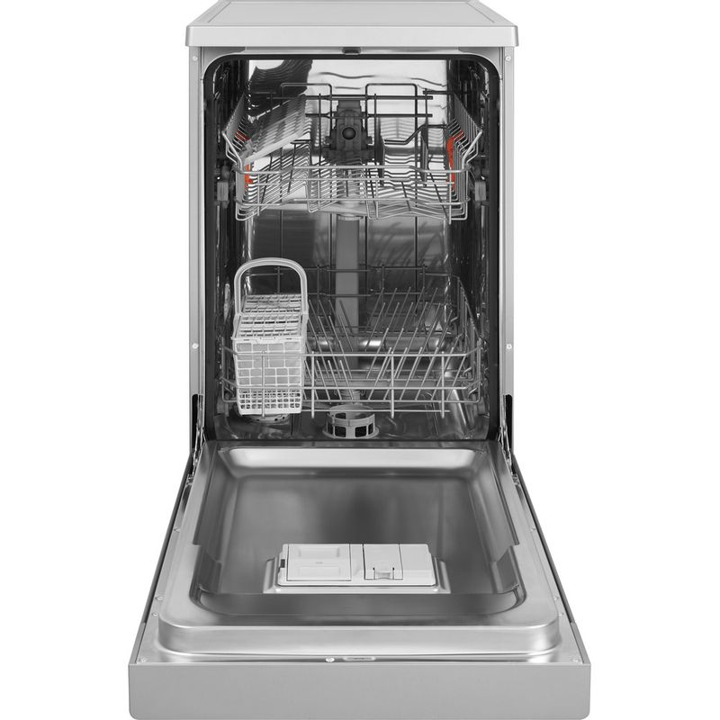 Hotpoint-Dishwasher-Free-standing-HSFE-1B19-S-UK-Free-standing-F-Frontal-open