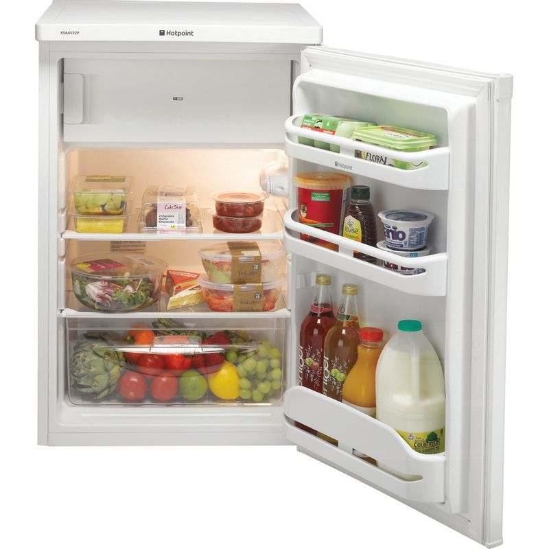 Hotpoint-Refrigerator-Free-standing-RSAAV22P.1.1-White-Frontal_Open