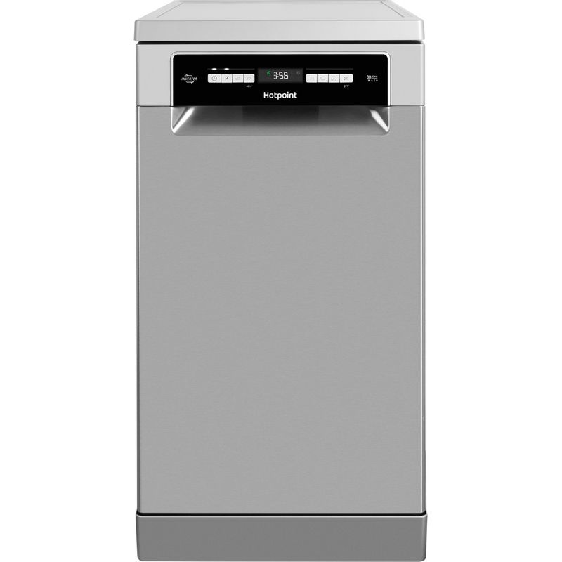 Hotpoint-Dishwasher-Free-standing-HSFO-3T223-W-X-UK-Free-standing-A---Frontal