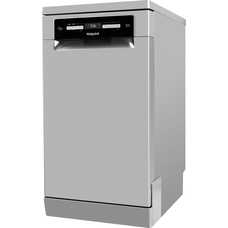 Hotpoint-Dishwasher-Free-standing-HSFO-3T223-W-X-UK-Free-standing-A---Perspective