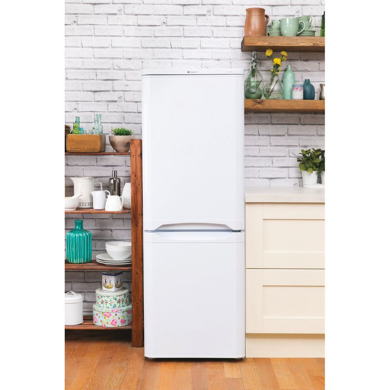 Hotpoint-Fridge-Freezer-Free-standing-HBD-5515-W-UK-White-2-doors-Lifestyle_Frontal