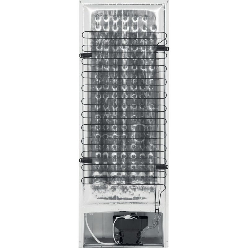 Hotpoint-Fridge-Freezer-Free-standing-FFU3D.1-W-White-2-doors-Back---Lateral