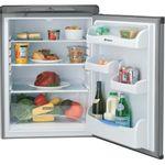 Hotpoint-Refrigerator-Free-standing-RLA36G.1-Graphite-Frontal_Open