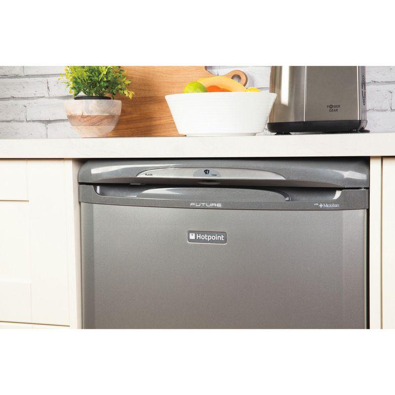 Hotpoint-Refrigerator-Free-standing-RLA36G.1-Graphite-Lifestyle_Detail